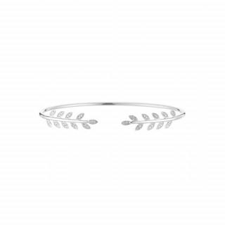 Bracelet Or Blanc et Diamant