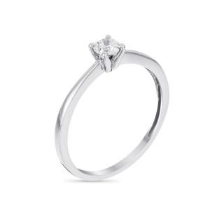 Bague Solitaire splendide Diamant