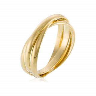 Bague Alliance Saturna Jaune Or jaune