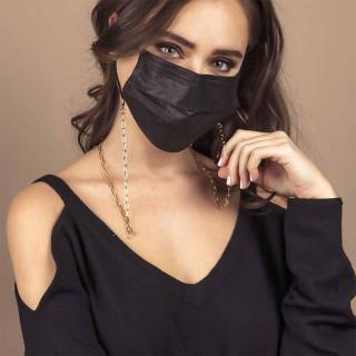 Chaîne Lunettes/ Masque Calixthe