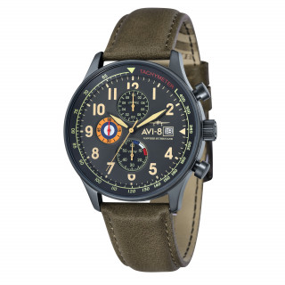 Montre AVI-8 HAWKER HURRICANE Quartz Chronograph - AV-4011-0E