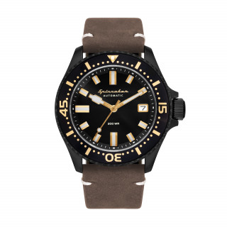 Montre Spinnaker SPENCE Automatique  - Cadran Noir - SP-5039-05