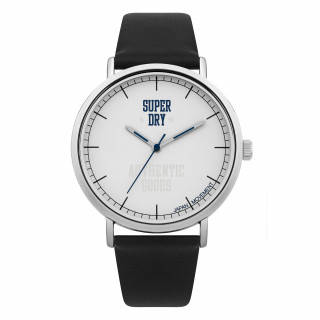 Montre homme Superdry SYG002B  Cadran Blanc