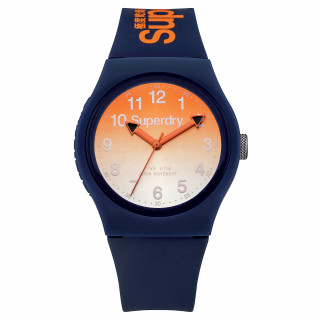 Montre unisexe Superdry Urban cadran orange - SYG198UO