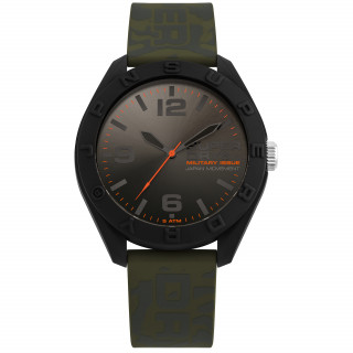 Montre Homme Superdry Osaka Camo - cadran gris - SYG242N