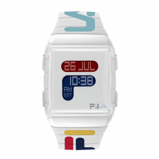 Montre mixte FILA digital cadran blanc - 38-105-007