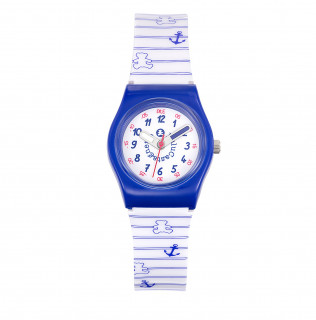 Montre Fille LuluCastagnette Pop Kid Cadran blanc - 38774