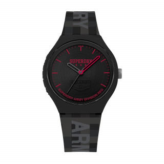 Montre Homme Superdry - Urban XL Pixel Camo cadran noir - SYG251B