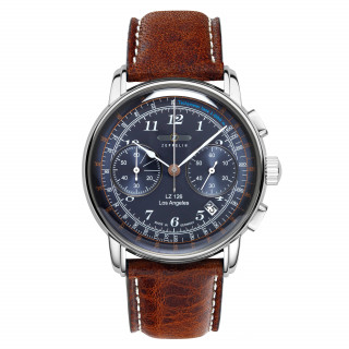 Montre Zeppelin LZ126 LOS ANGELES CHRONO - Z-7614-3