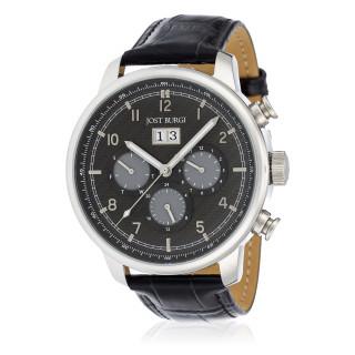 Montre Jost Burgi MONTESQUIEU Bracelet cuir - HA4C60CgBC1