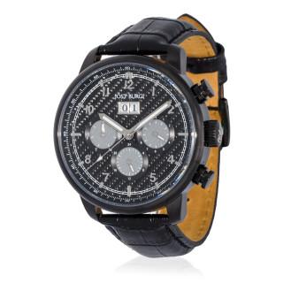 Montre Jost Burgi MONTESQUIEU Bracelet cuir - HA4C61C1BC1
