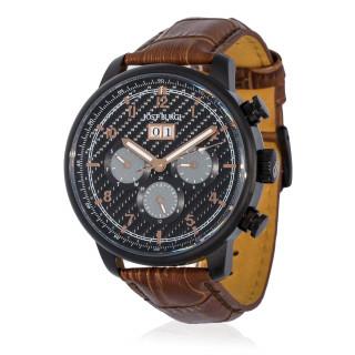Montre Jost Burgi MONTESQUIEU Bracelet cuir - HA4C61C1BC2