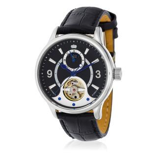 Montre Jost Burgi ELYSEE bracelet cuir - HB4A50C1BC1