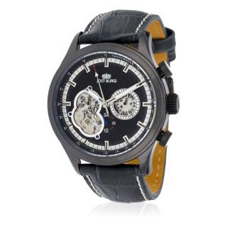 Montre Jost Burgi ICONIC bracelet cuir - HB4A70C1BC5
