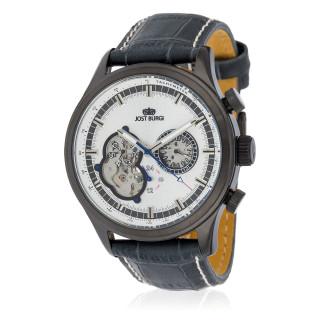 Montre Jost Burgi ICONIC bracelet cuir - HB4A71C2BC5