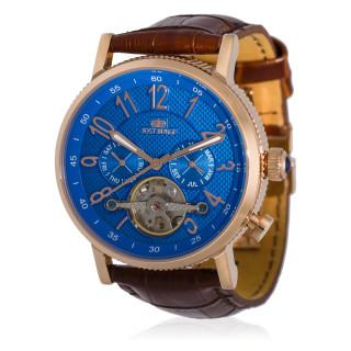 Montre Jost Burgi REVONE bracelet cuir - HB4B13C4BC2