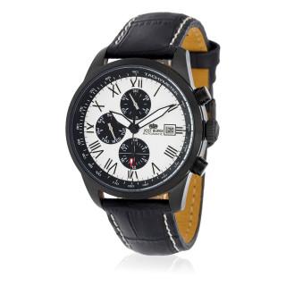 Montre Jost Burgi LEGENDE bracelet cuir - HB4B61C3BC1