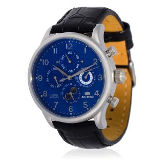 Montre Jost Burgi QUANTIEME bracelet cuir - HB4B70C4BC1