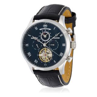 Montre Jost Burgi LA METROPOLE bracelet cuir - HB4B80C4BC1