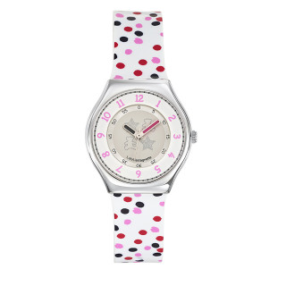 Montre Fille LuluCastagnette Mini Star  bracelet multicolore - 38708
