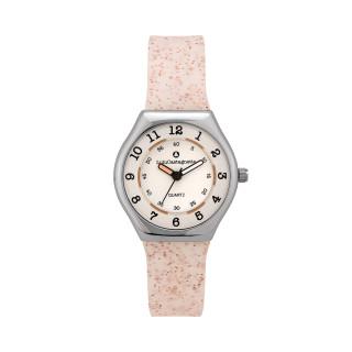 Montre Fille LuluCastagnette Mini Star  bracelet avec paillettes roses - 38889