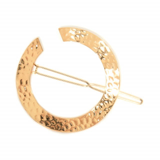 Barrette bijoux Bohème doré