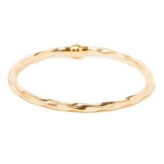 Bracelet Or Jaune 375/1000