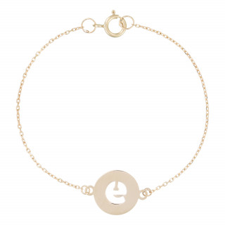 Bracelet enfant Or jaune 375/1000
