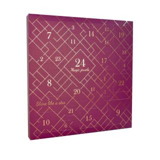 Calendrier de l'avent Bordeaux - 24 Bijoux