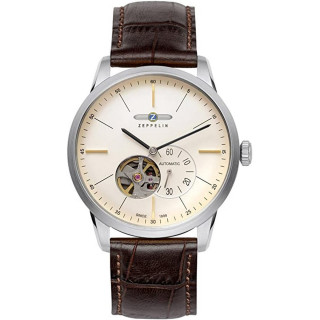 Montre Zeppelin  Automatique - Blanc - 40 mm - Z-7364-5