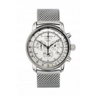 Montre Zeppelin  Quartz - Gris - 42 mm - Z-7680-M1