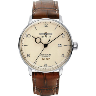Montre Zeppelin  Automatique - Beige - 40 mm - Z-8062-5