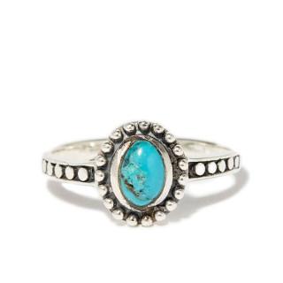 Bague Varzea Turquoise Argent 925