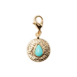 Charm's Hestla Turquoise