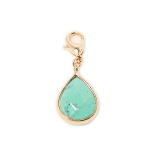 Charm's Virgile Turquoise verte