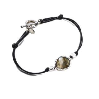Bracelet Homme MATHIAS en Argent 925