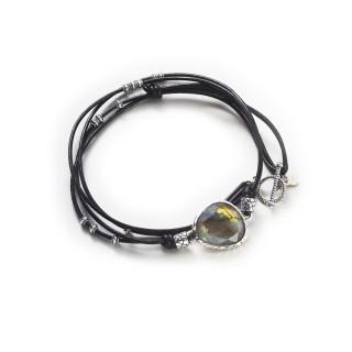 Bracelet Homme YAKO en Argent 925