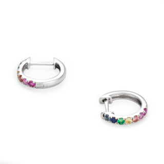 Boucles d'Oreilles Colorful Love