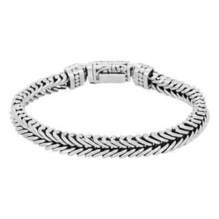 Bracelet Homme Argent massif 925 - HRM179025