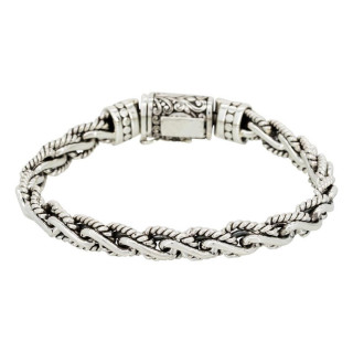 Bracelet Homme Argent massif 925 - HRM179034