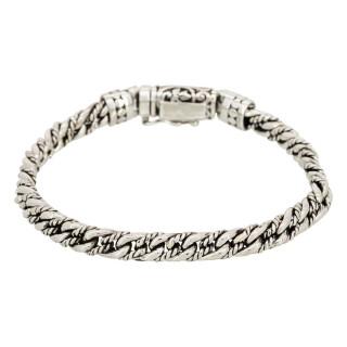 Bracelet Homme Argent massif 925 - HRMHOLO