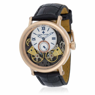 Louis Cottier - Montre Tradition Skelette Automatique - HB3023C2BC1