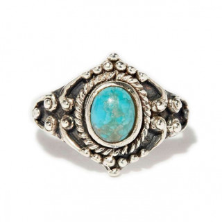 Bague Junon Turquoise Argent 925