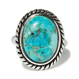 Bague Puxni Turquoise Argent 925
