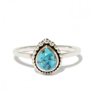 Bague Shushupe Turquoise Argent 925